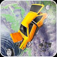 Car Crash Test Simulator 3d: Leap of Death