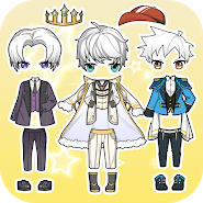 Vlinder Boy: Dress Up Your Own Character Avatar