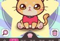 KittCat Story - cat dress up