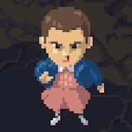 Eleven - A Stranger Things tribute