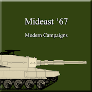 Modern Campaigns - Mideast '67