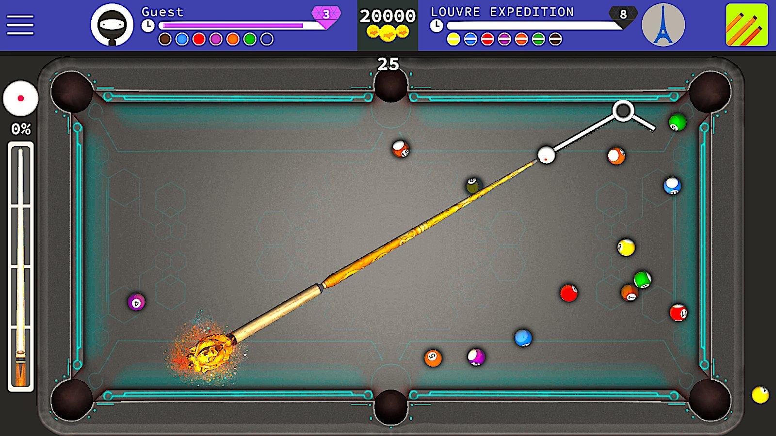 8 Ball Clash - Pooking Billiards Offline v1.0.1 APK for
