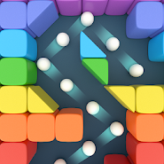 Brick Ball Blast: Free Bricks Ball Crusher Game