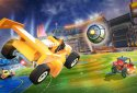 Rocket Car Soccer league - Super Football