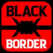 Black Border Game: Border Cross Simulation