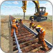 Train Track Construction Simulator: Rail Game 2020