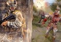 Zombie Combat : Target Shooting Simulator 3D