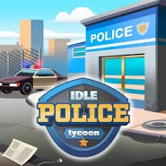 Idle Police Tycoon - Cops Game