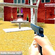 Target Bottle Shooting : Real Bottle Shooter