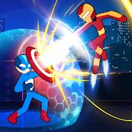 Stickman Fighter Infinity - Super Action Heroes