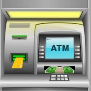 ATM Machine Simulator - Virtual Bank ATM Game