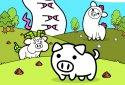 Pig Evolution - Mutant Hogs and Cute Porky Game