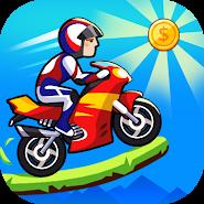Draw Moto Rider