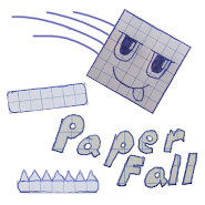 Paper Fall