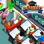 University Empire Tycoon - Idle Management Game