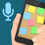 Voice Sticky Notes: voice sticky-notes reminders
