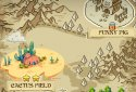 Pixel Art: Цвет острова