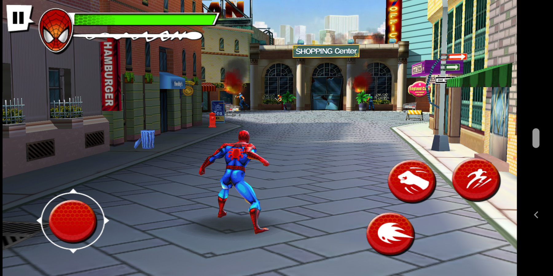 Spider-Man Total Mayhem HD APK v1.0.8 7