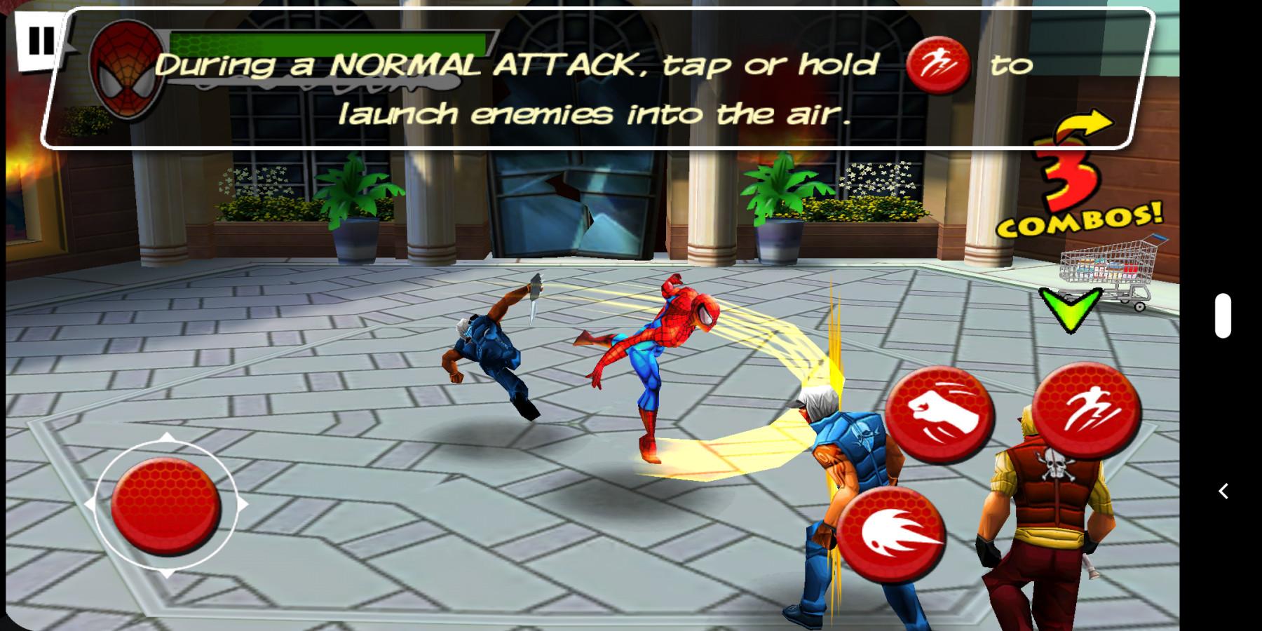 Spider-Man Total Mayhem HD APK v1.0.8 5