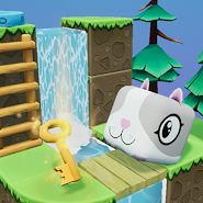 Mojito the Cat: 3D Puzzle labyrinth