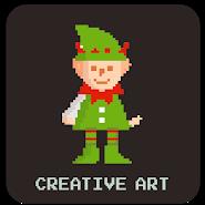 Creative Pixel Art