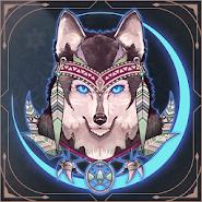 Волк и луна : судоку