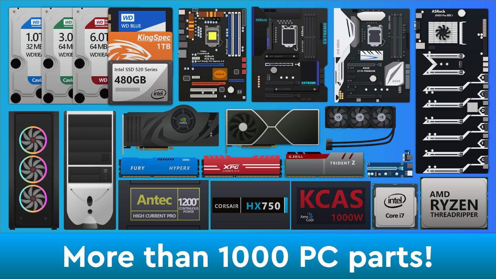 PC Creator Simulator