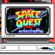 Space Quest I (DOS Player)