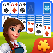 Solitaire Jigsaw Puzzle