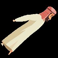 Хлопающий араб