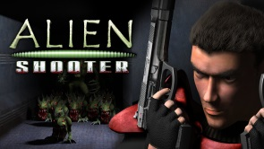 A selection of all Alien Shooter