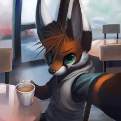 furry coffe