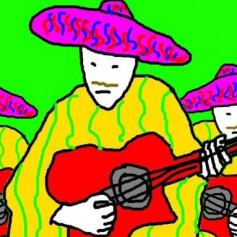 Горячий мексиканец