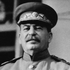 Иосив Виссарионович Сталин