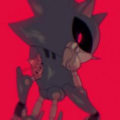 Metal Sonic.